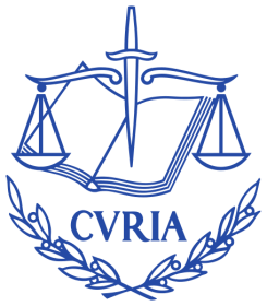 Court of Justice of the European Union emblem