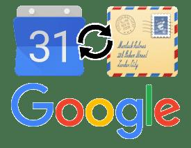 Google Calendar and Evolution Sync