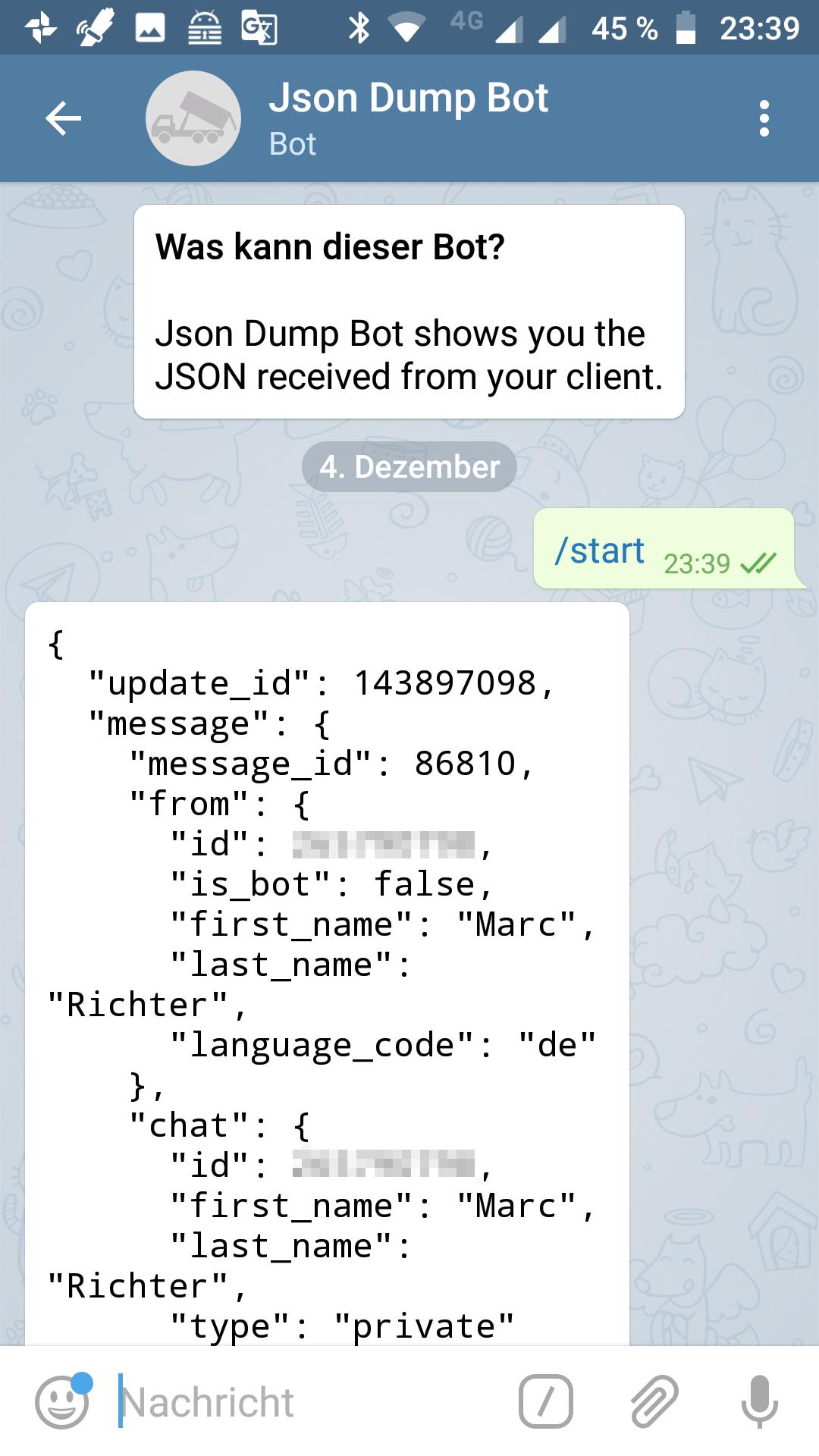 Django: Create your own Telegram bot with Django on Heroku - Part 10